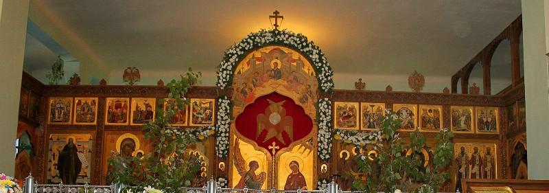 Свято-Духовский мужской монастырь